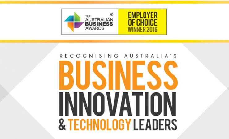 Employer of Choice winner Banner