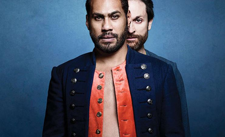 Promotional image for Shakespeare's Othello stage production
