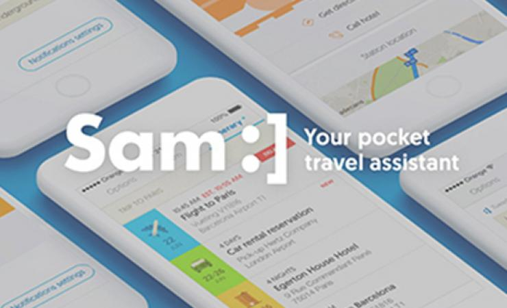 Sam your pocket travel assistant