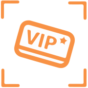Icon of VIP card